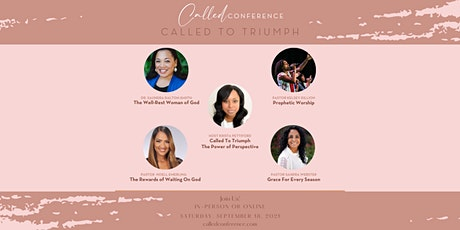 Called Conference 2021 tickets