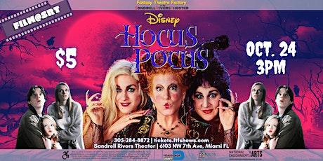 FILM@SRT: Hocus Pocus tickets