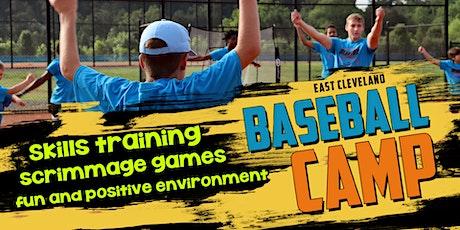 East Cleveland Baseball Camp tickets