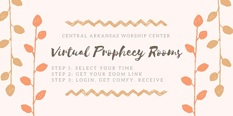 CAWC Virtual Prophecy Rooms tickets