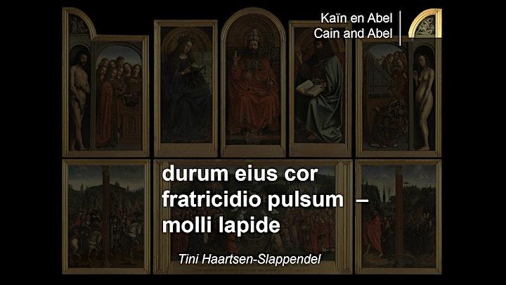 Afbeelding van Het Lam Gods in woord en muziek - een compositie van Dirk Blockeel