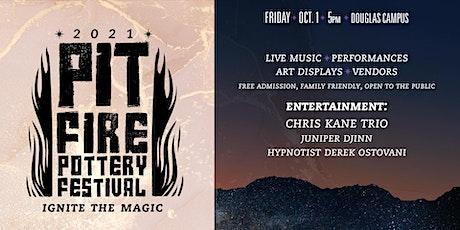 Pit Fire Pottery Festival tickets