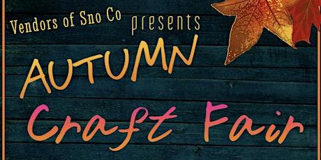 Autumn CRAFT FAIR Marysville,WA tickets