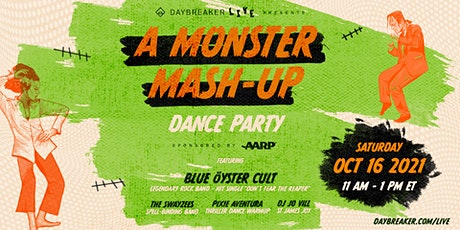 Daybreaker LIVE // A Monster Mash-Up  Dance Party tickets