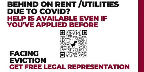 Galveston County Emergency Rental Assistance Virtual Clinic tickets