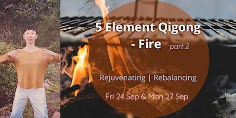 5 Element Qigong - Fire (part 2) tickets