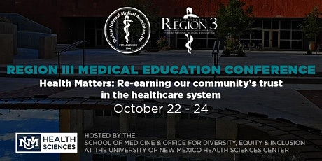 Region 3 Medical Education Conference (RMEC) 2021 Sponsorship Registration tickets