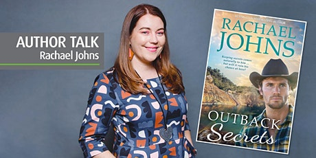 Author Talk: Rachael Johns tickets
