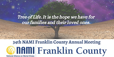 34th NAMI Franklin County Annual Meeting tickets