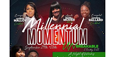 Millennial Momentum 2021 tickets