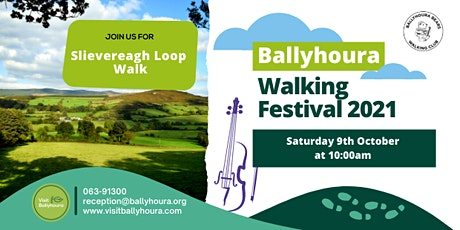 Slievereagh Loop Walk - Ballyhoura Walking Festival 2021 tickets