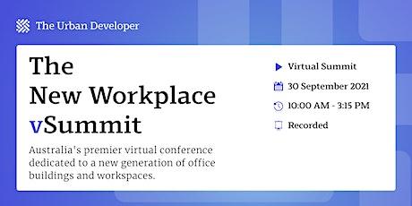 The Urban Developer The New Workplace vSummit tickets