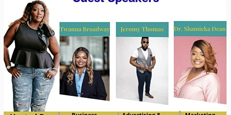Building your brand! Bosses Brunch! tickets
