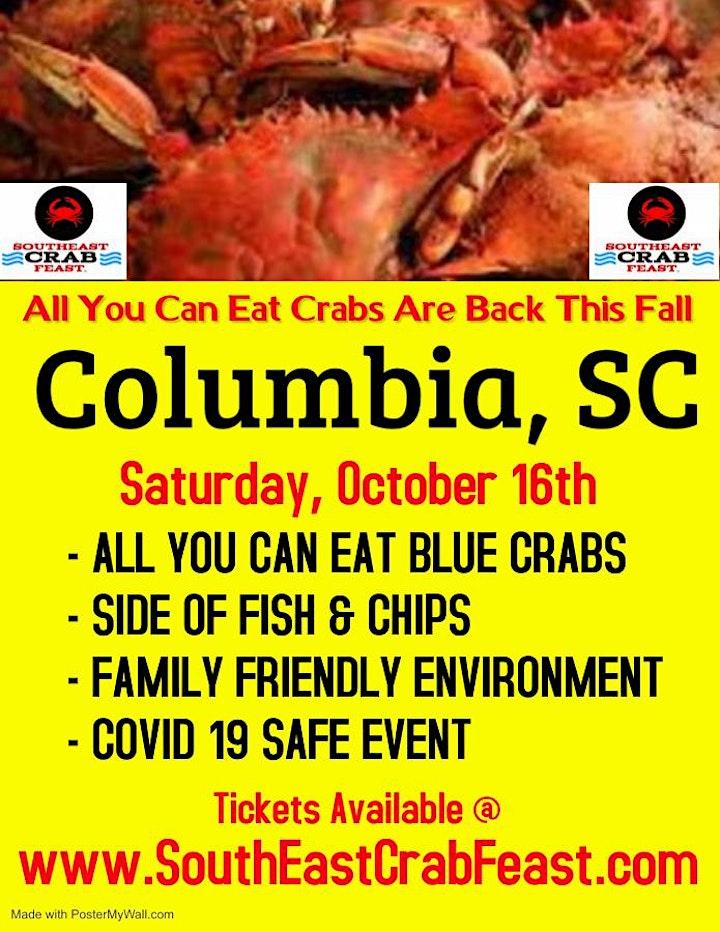 Southeast Crab Feast - Columbia (FALL) image