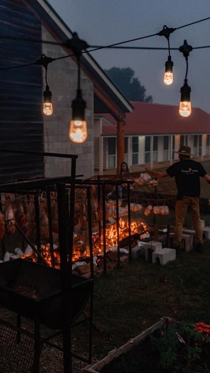 WEEKEND FIRE PIT - TERRA FIRMA X KENILWORTH HOMESTEAD image