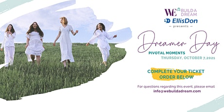 Dreamer Day - International Day of the Girl tickets
