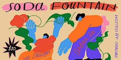 Soda Fountain - A Comedy Show tickets
