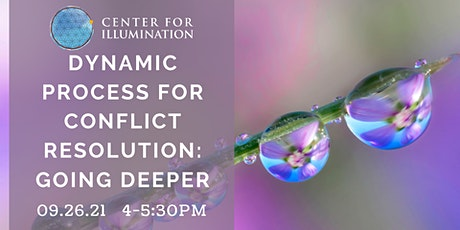 Dynamic Process for Conflict Resolution - Going Deeper tickets