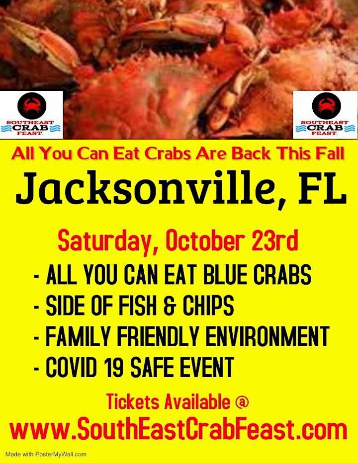 SouthEast Crab Feast - Jacksonville (FALL) image