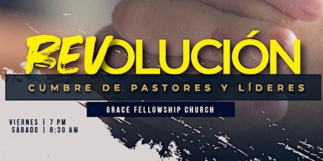 Revolucion: Cumbre de Pastores y Lideres tickets