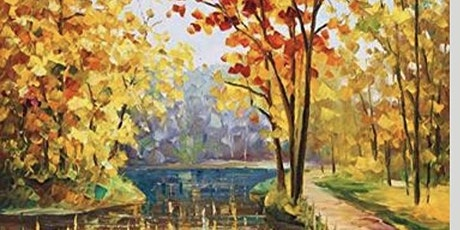Paint and Sip - Colors of Fall tickets