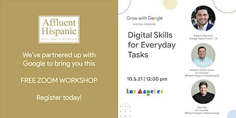 Digital Skills for Everyday Tasks tickets