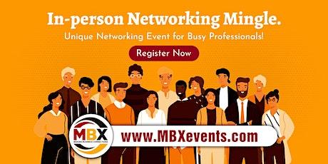 Eldersburg In-Person Networking Mingle tickets