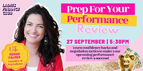 Prep For Your Performance Review tickets