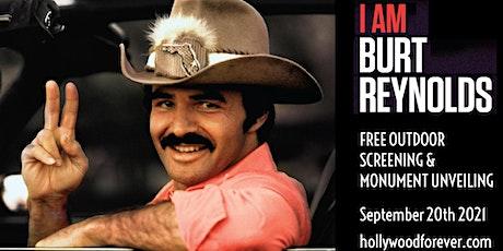 I Am Burt Reynolds tickets