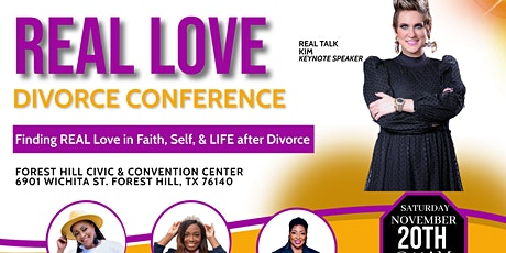 Real Love Divorce Conference tickets