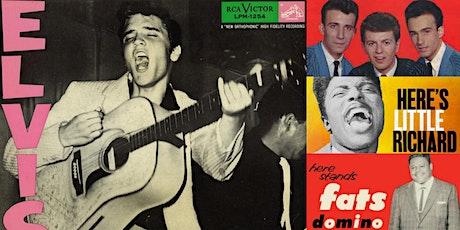 'Baby, That Was Rock & Roll! Part II: The Golden Age (1956-1959)' Webinar tickets