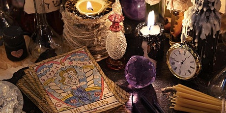 Sacred Magic of Tarot:  An Experiential Practice tickets