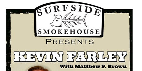 LIVE COMEDY at Surfside Smokehouse tickets