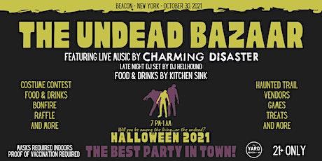 The Undead Bazaar tickets