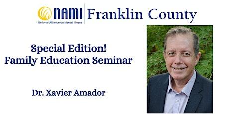 Family Education Seminars - October Session tickets