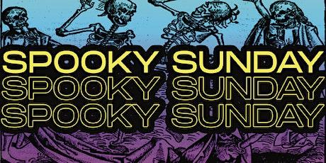 Spooky Sunday tickets