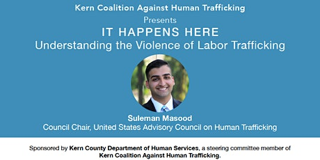 It Happens Here: Understanding the Violence of Labor Trafficking tickets