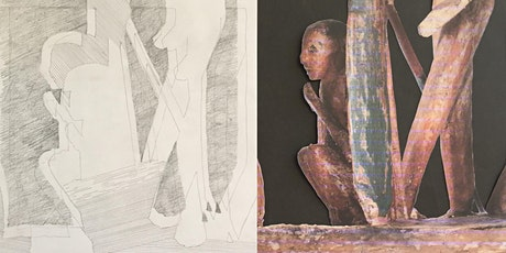 Exploring the Collections - ways of seeing through drawing tickets