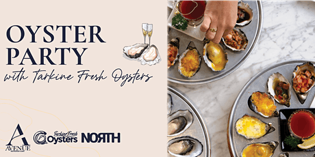 Oyster Party with Tarkine Fresh Oysters tickets