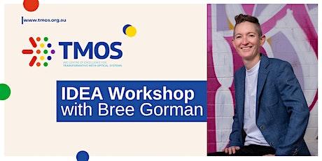 IDEA Workshop with Bree Gorman (I) tickets