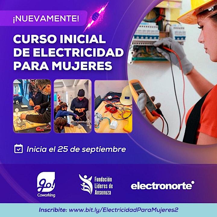 Imagen de Electricidad para Mujeres 2da Edición