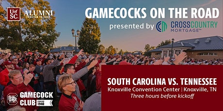 Gamecocks on the Road: South Carolina at Tennessee Tailgate tickets
