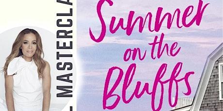 Masterclass with Sunny Hostin, Novel Summer on the Bluffs tickets