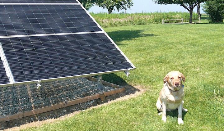 Solar Urbana-Champaign In-Person Solar Power Hour image