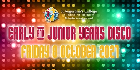 P&F Early & Junior Years Disco tickets
