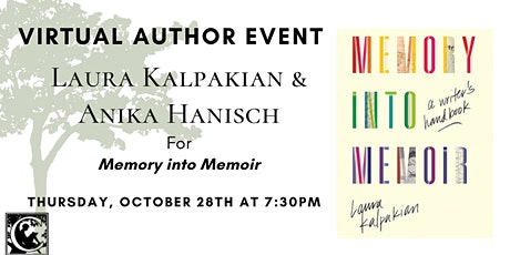 Country Bookshelf Presents: Laura Kalpakian tickets