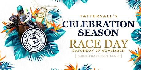 Tattersall's Race Club Members tickets