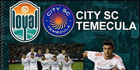 City SC Night: San Diego Loyal v Sacramento Republic FC tickets