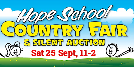 Hope School Country Fair at Alert Level 2 tickets