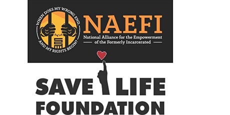 NAEFI Weekly Reentry Circles for Adults and Youth tickets